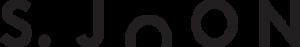 S.Joon Logo BW
