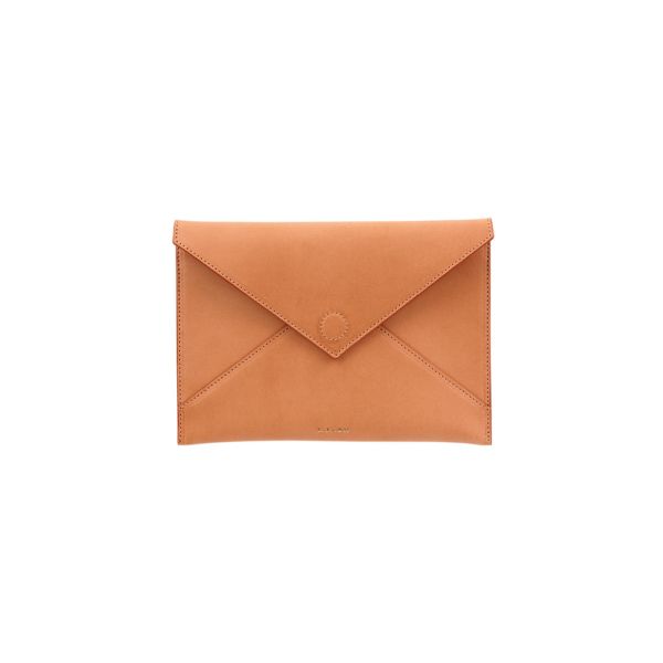 S.Joon Envelope Clutch - Cammello