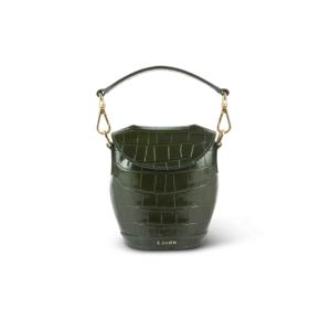 SJOON Evergreen croco mini milk pail front